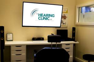 The Sound Booth in Glasgow - The Hearing Clinic